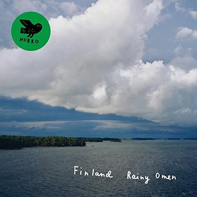 FINLAND RAINY OMEN Vinyl Record - UK Import