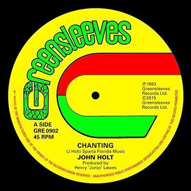 John Holt CHANTING Vinyl Record