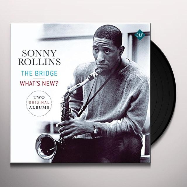 Sonny Rollins BRIDGE: WHAT'S NEW Vinyl Record - 180 Gram Pressing, Holland Import