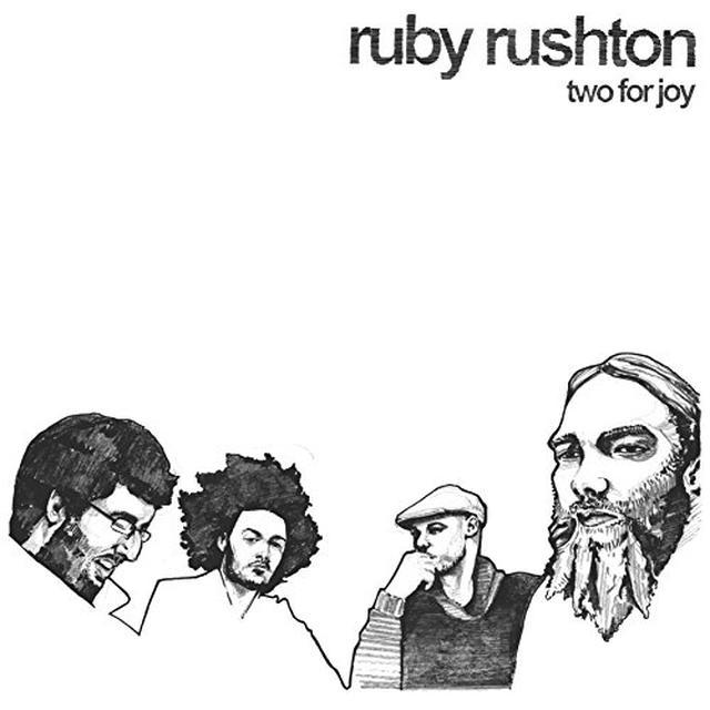 Ruby Rushton TWO FOR JOY Vinyl Record - UK Release