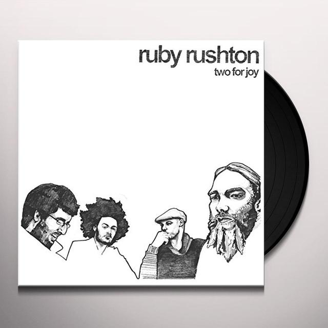 Ruby Rushton TWO FOR JOY Vinyl Record - UK Release