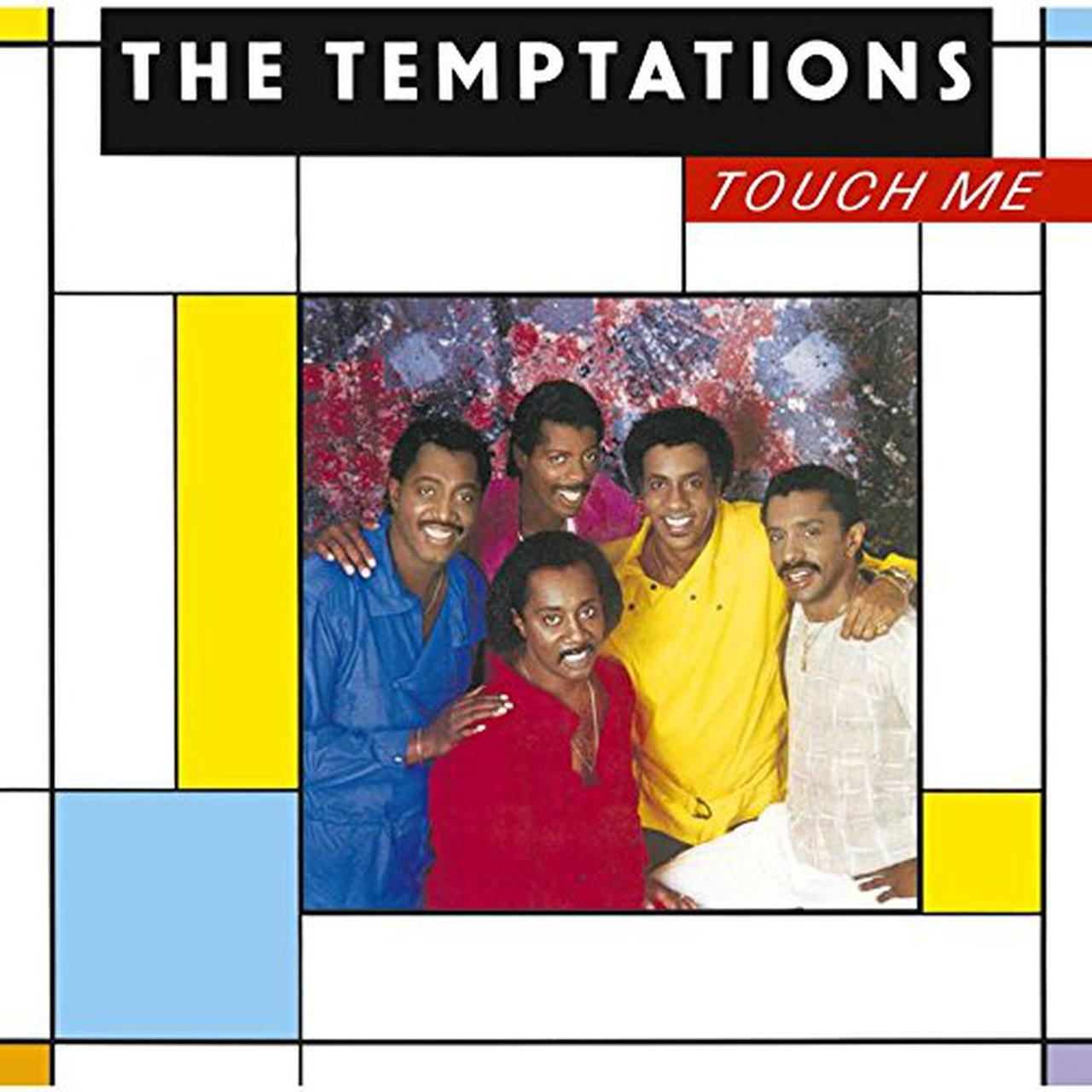 Temptations TOUCH ME CD