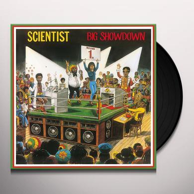 Scientist BIG SHOWDOWN Vinyl Record