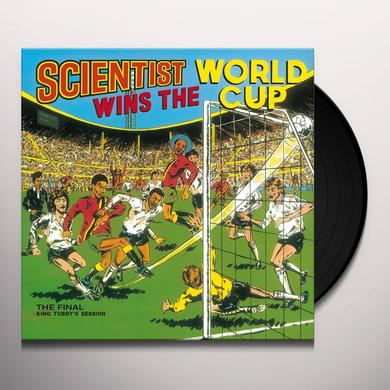 Scientist WINS THE WORLD CUP Vinyl Record