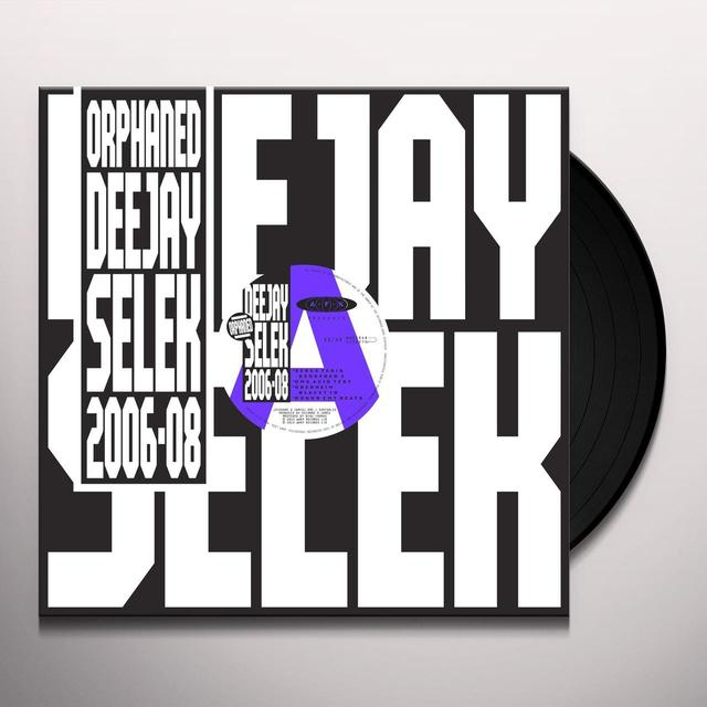 Afk ORPHANED DEEJAY SELEK 2006-2008 Vinyl Record - Digital Download Included