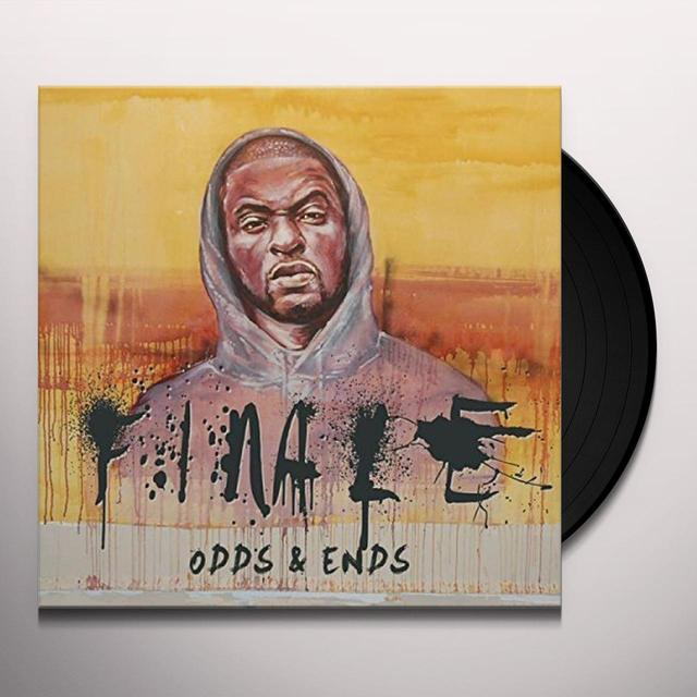 Finale ODDS & ENDS Vinyl Record