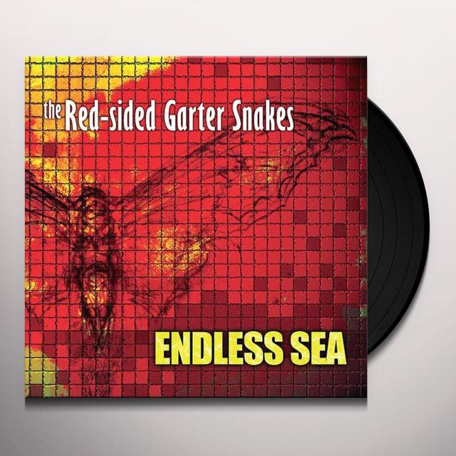 RED-SIDED GARTER SNAKES ENDLESS SEA Vinyl Record