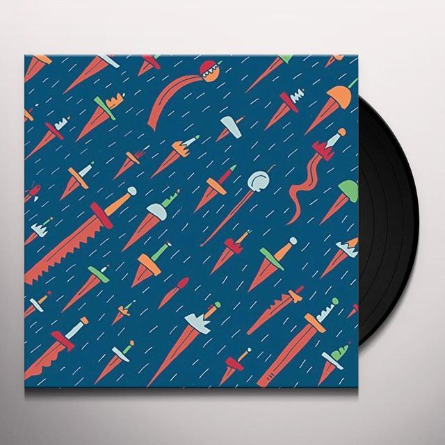 Best Friends COLD SHAPES Vinyl Record - UK Import