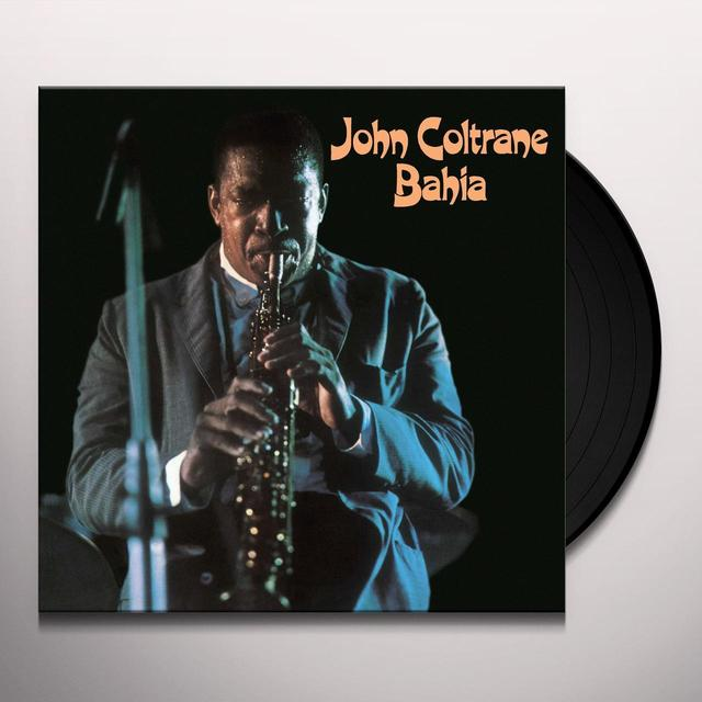 John Coltrane BAHIA Vinyl Record - UK Import