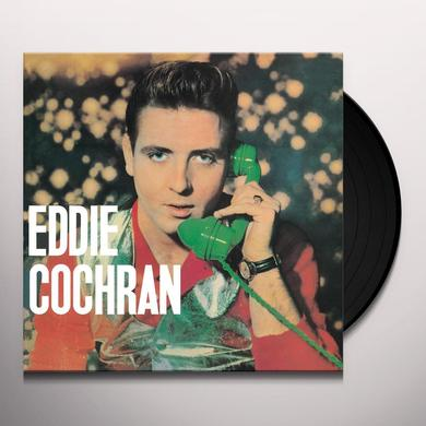 Eddie Cochran BEST SONGS Vinyl Record