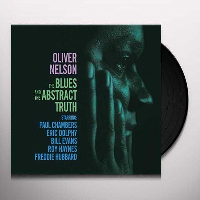 Oliver Nelson BLUES & ABSTRACT TRUTH Vinyl Record - UK Import