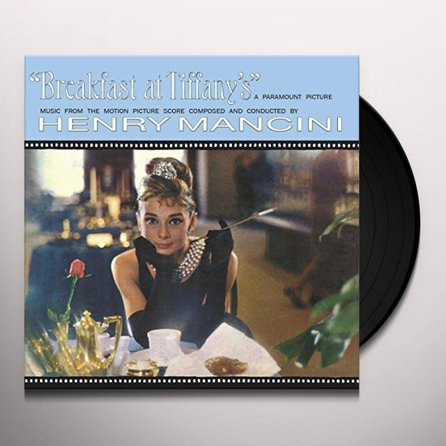 Henry Mancini BREAKFAST AT TIFFANY'S Vinyl Record - UK Import