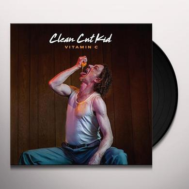 CLEAN CUT KID VITAMIN C Vinyl Record - UK Release