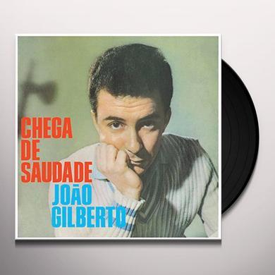 Gilberto Joao CHEGA DE SAUDADE Vinyl Record - UK Import
