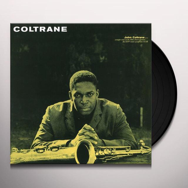John Coltrane COLTRANE Vinyl Record - UK Import