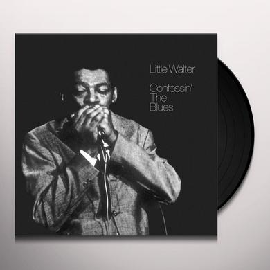 Little Walter CONFESSIN THE BLUES Vinyl Record - UK Release
