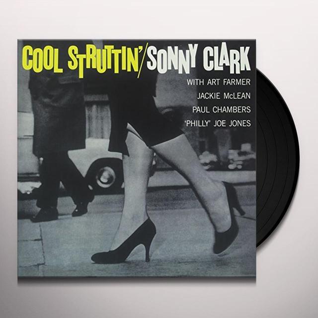 Sonny Clark COOL STRUTTIN Vinyl Record