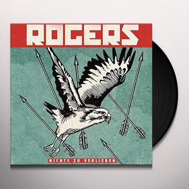 Rogers NICHTS ZU VERLIEREN Vinyl Record - Holland Import