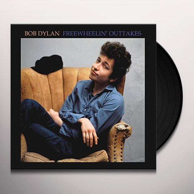 Bob Dylan FREEWHEELIN OUTTAKES Vinyl Record - UK Import