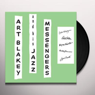 Art Blakey HIS JAZZ MESSENGERS Vinyl Record - UK Import