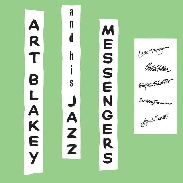 Art Blakey HIS JAZZ MESSENGERS Vinyl Record