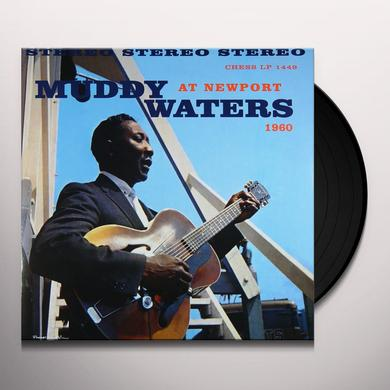 MUDDY WATERS AT NEWPORT 1960 Vinyl Record - UK Import