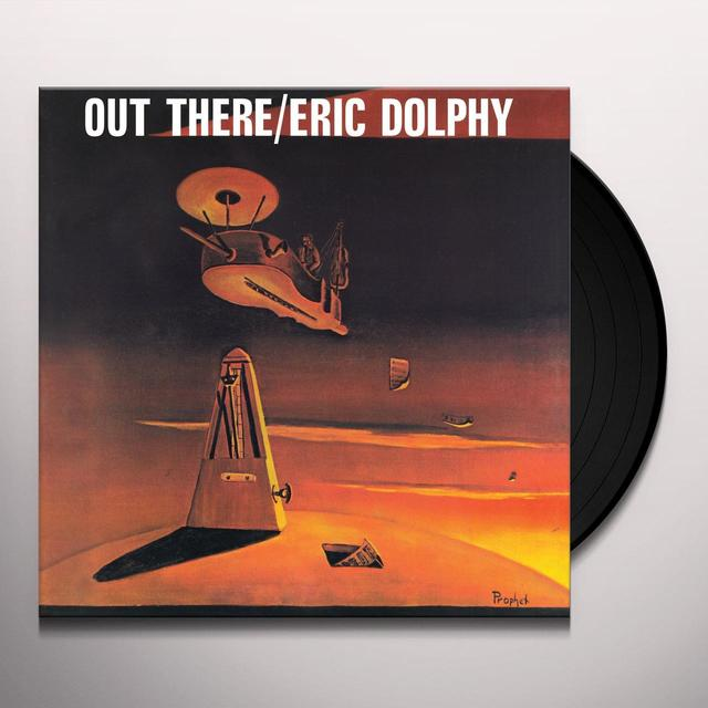 Eric Dolphy OUT THERE Vinyl Record - UK Release