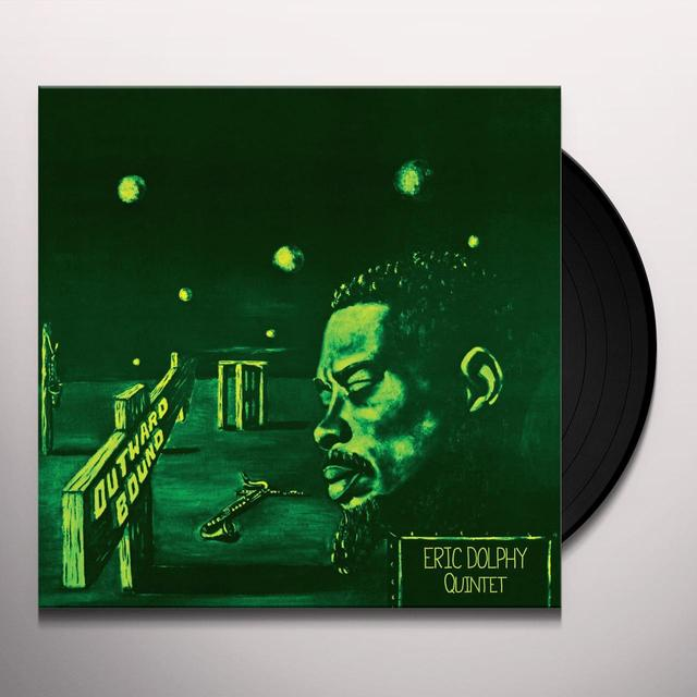 Eric Dolphy OUTWARD BOUND Vinyl Record - UK Release