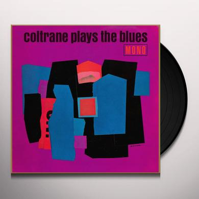 John Coltrane PLAYS THE BLUES Vinyl Record - UK Import