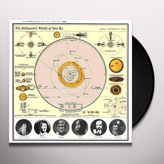 HELIOCENTRIC WORLDS OF SUN RA 2 Vinyl Record - UK Import