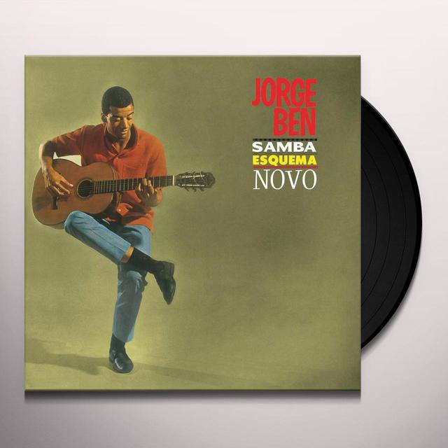 Ben Jorge SAMBA ESQUEMA NOVO Vinyl Record
