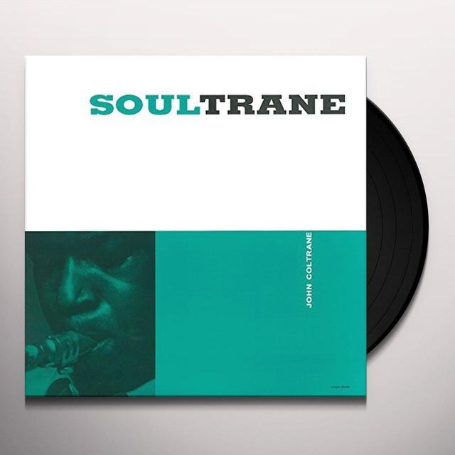 John Coltrane SOULTRANE Vinyl Record - UK Import