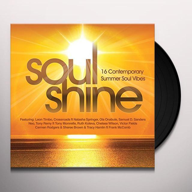 SOUL SHINE / VARIOUS (UK) SOUL SHINE / VARIOUS Vinyl Record - UK Import