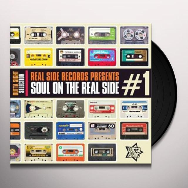 VOL.1 SOUL ON THE REAL SIDE / VARIOUS (UK) VOL.1 SOUL ON THE REAL SIDE / VARIOUS Vinyl Record - UK Import