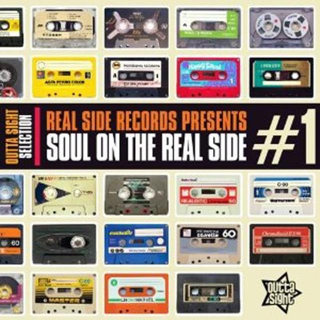 VOL.1 SOUL ON THE REAL SIDE / VARIOUS (UK) VOL.1 SOUL ON THE REAL SIDE / VARIOUS Vinyl Record