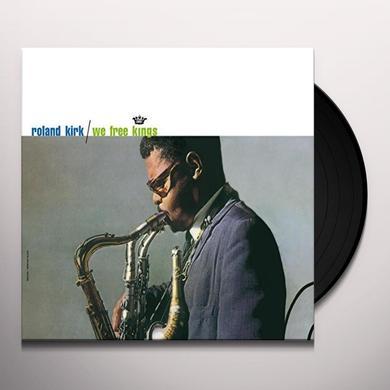 Roland Kirk WE FREE KINGS Vinyl Record - UK Import