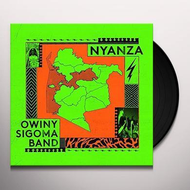 Owiny Sigoma Band NYANZA Vinyl Record - UK Import
