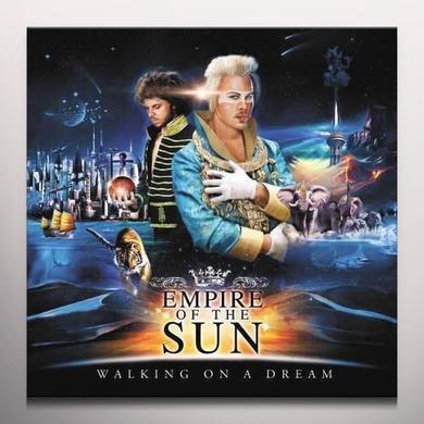 Empire Of The Sun WALKING ON A DREAM Vinyl Record - Clear Vinyl