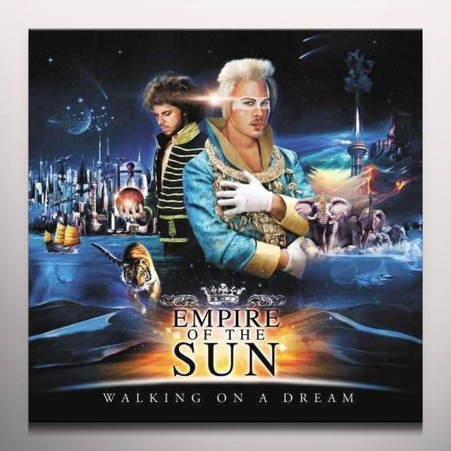 Empire Of The Sun WALKING ON A DREAM Vinyl Record