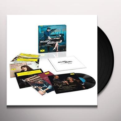 ARGERICH / ABBADO COMPLETE CONCERTO RECORDINGS Vinyl Record - Limited Edition