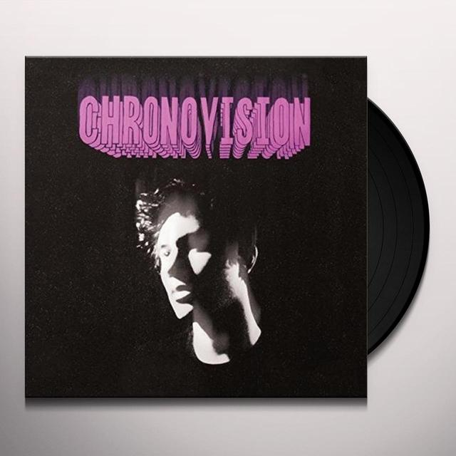 Oberhofer CHRONOVISION Vinyl Record