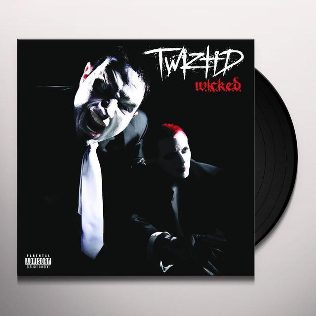 Twiztid W.I.C.K.E.D. Vinyl Record - Gatefold Sleeve