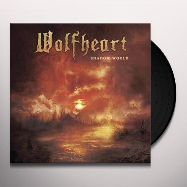 Wolfheart SHADOW WORLD Vinyl Record