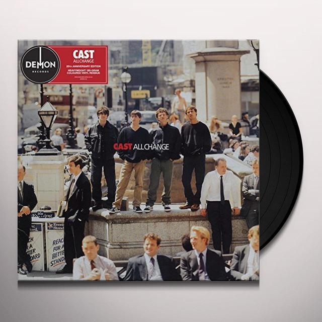 Cast ALL CHANGE: 20TH ANNIVERSARY EDITION Vinyl Record - UK Import