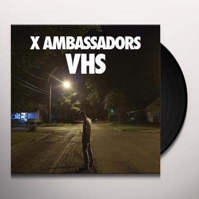 X Ambassadors VHS Vinyl Record