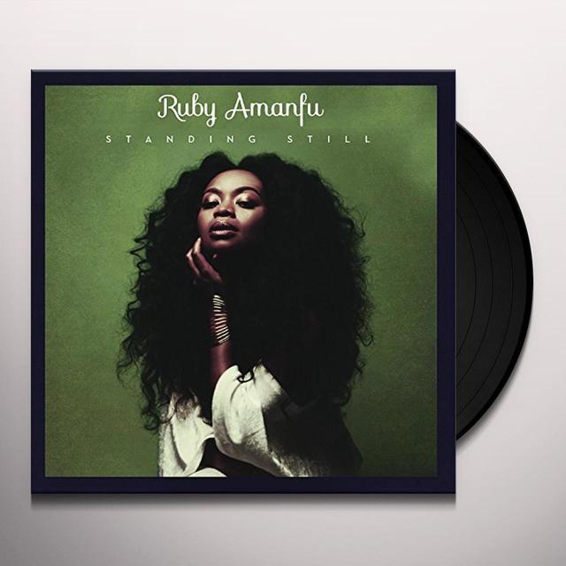 Ruby Amanfu STANDING STILL Vinyl Record