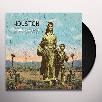 Mark Lanegan HOUSTON PUBLISHING DEMOS 2002 Vinyl Record