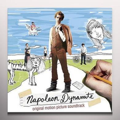 NAPOLEON DYNAMITE VINYL WHITE / O.S.T. NAPOLEON DYNAMITE / O.S.T. Vinyl Record