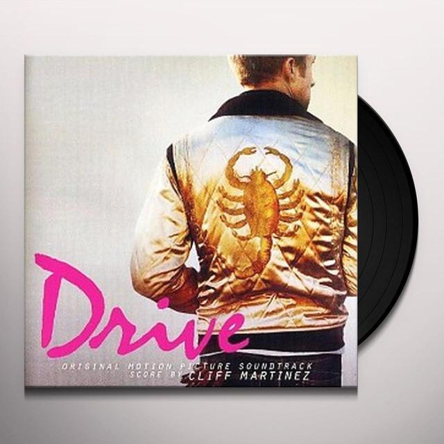DRIVE VINYL GOLD / O.S.T. Vinyl Record