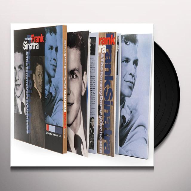 POPULAR FRANK SINATRA 1-3 Vinyl Record